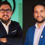 Sebastian Saavedra y Pablo Segovia Alfaro